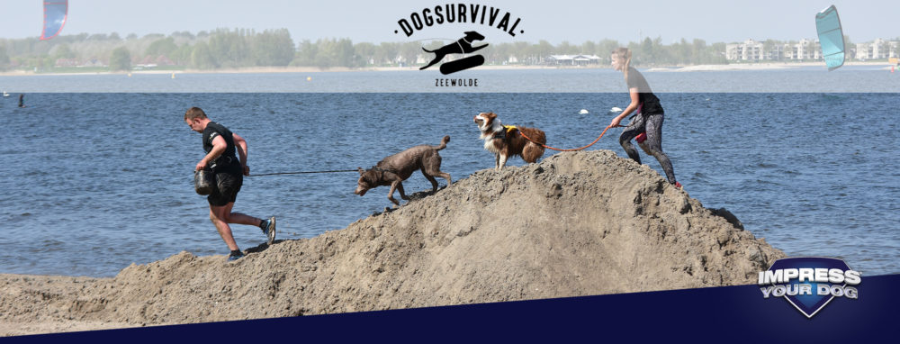 Dogsurvival Zeewolde 6 juli 2019